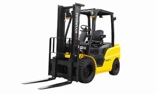 Forklifts image